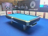 Ovel American Pool Table