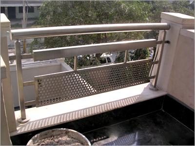 Balcony Steel Railings