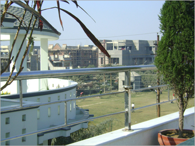 Iron Balcony Railings