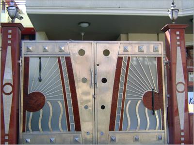 Main Gates