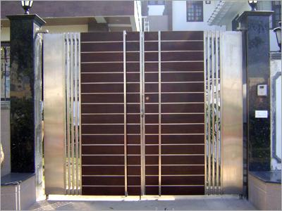 Main Gates & Doors