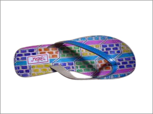 Printed Ladies Slippers