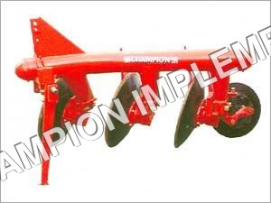 Round Tubular Disc Plough