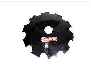 Hexagonal Harrow Cut Way Disc