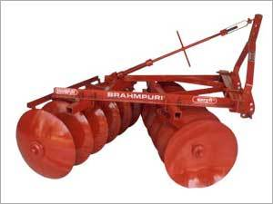Mounted Offset Disc Harrow (Bush Type)
