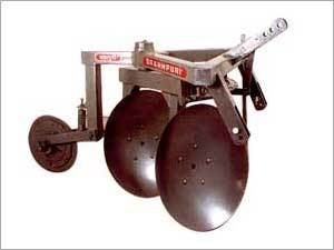 Disc Plough Automatic