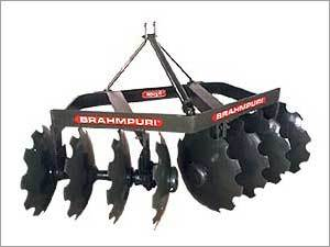 8 Disc Harrow