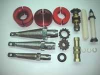 Optic Fiber Duct Spare Parts