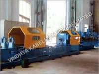 Steel Tape Armouring Machine