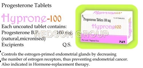 Progesterone Tablets