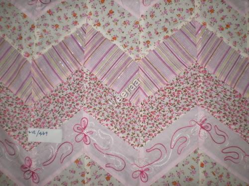 Zig-Zag Patchworks Fabric