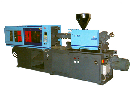 Plastic Injection Moulding Machine 60 ton to 200