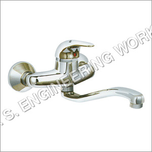 Single Lever Folding Mixer Tap