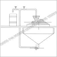 Arrangement for Grinding Liquids and Slurries