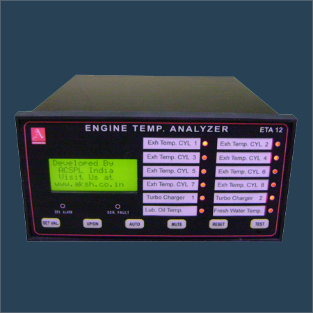 Engine Temperature Analyzer