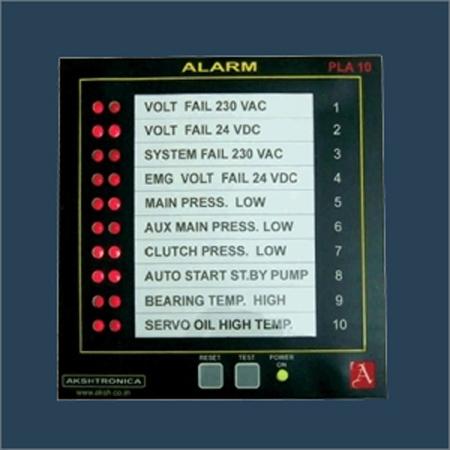 Programmable Logic Alarm Unit