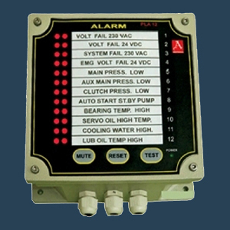 Marine Alarm Announciator
