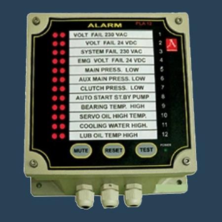 Alarm Annunciator(PLA-12)