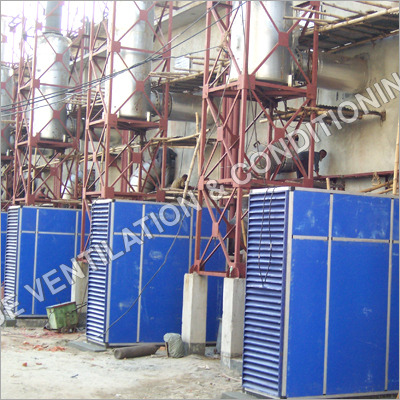 Air Cooling Plants