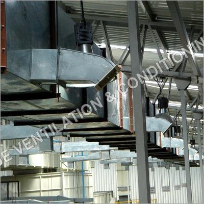 Air Cooling Units