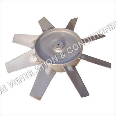 8 Bladed Impeller
