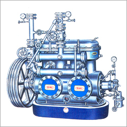 High Displacement Ammonia Compressors