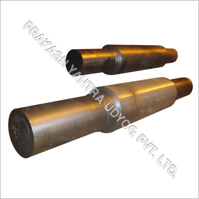 Industrial Forged Roller Shaft
