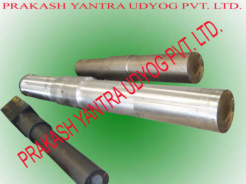 Forged Round Shafts