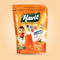 Orange Flavored Energy Drink