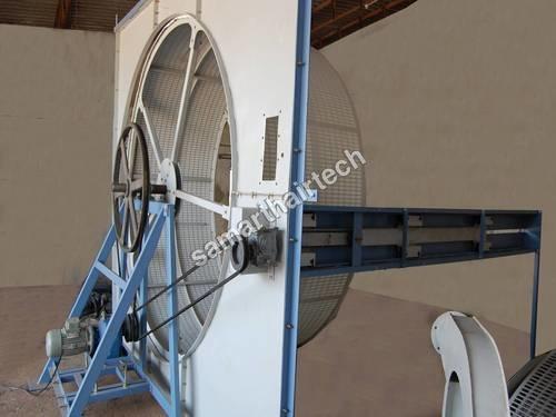 Rotary Air Drum Filter