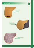Leather Saddle Pads