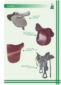 Synthetic Treeless Saddle