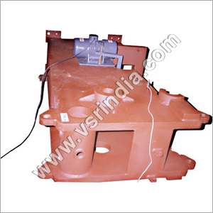 Heavy fabrication Vibratory Stress Relieving