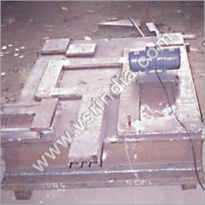 Rigid fabrication Vibratory Stress Relieving