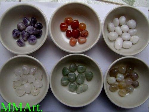 Quartz Pebbles Stone