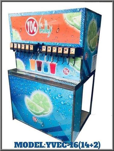 Soda Shop Machines