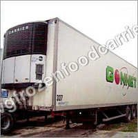 Cold Storage Transportation Service