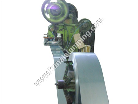 Neumatic Feeder Used
