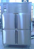 4-Door Vertical Freezer