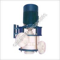 PP Vertical Glandless Pump