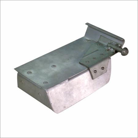 Industrial Aluminium Leaf Truck Tray