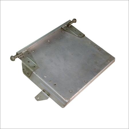Aluminium Tray Bed