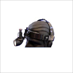 Headlight With Head Camera