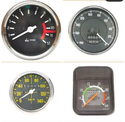 Mechanical Speedometer