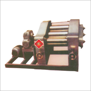 Laundry Soap plant (Triple Roll Machine)