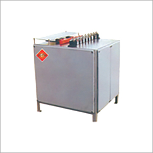 Detergent Cutting and Stamping Machine