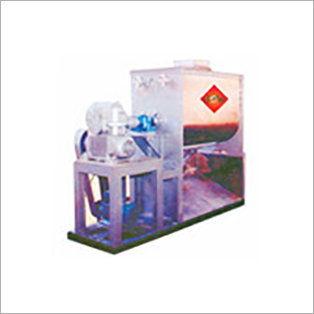 Detergent Powder Ribbon Mixer
