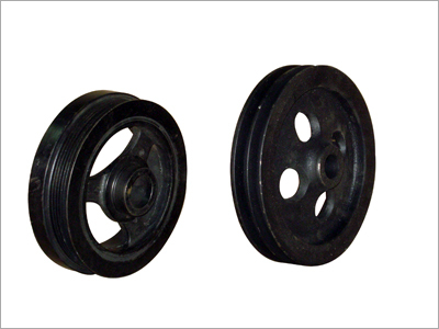 Truck Pulleys,damper pulley,compressor pulley,pulleys