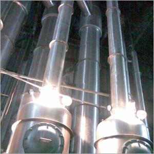 Dairy Plants Evaporator