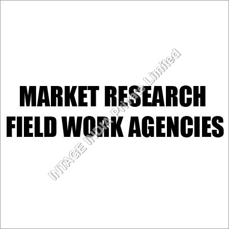 Market Research Field Work Agencies